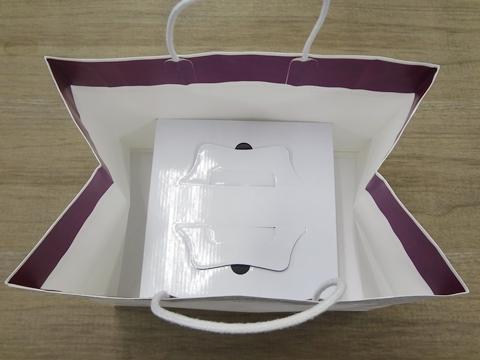 デコ6号箱が入る紙袋