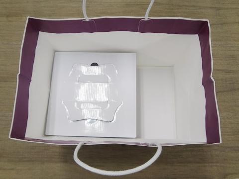 ケーキ6号サイズが入る手提げ袋